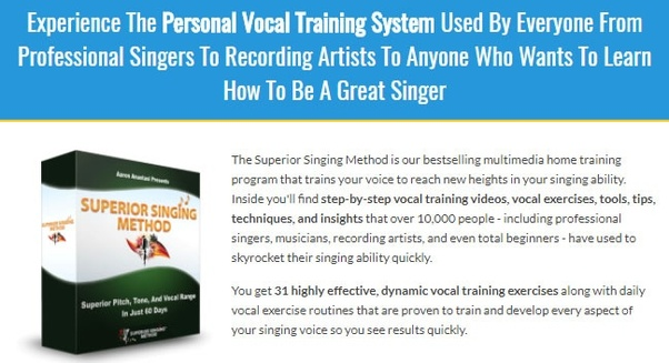 Superior Singing Method Review – Take Your Voice To The Next Level!!!