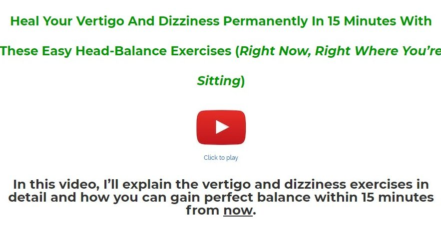 vertigo-and-dizziness-program-reviews