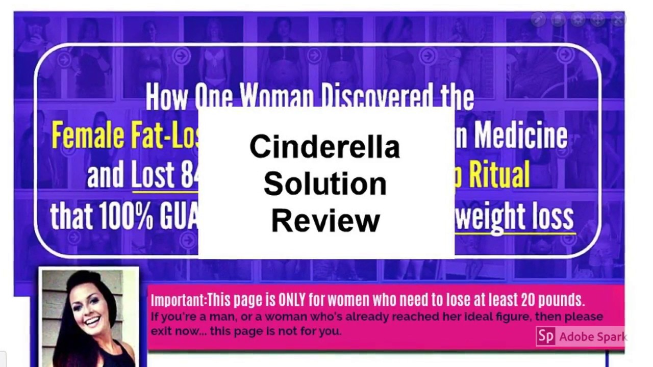 Cindrella Solution Review