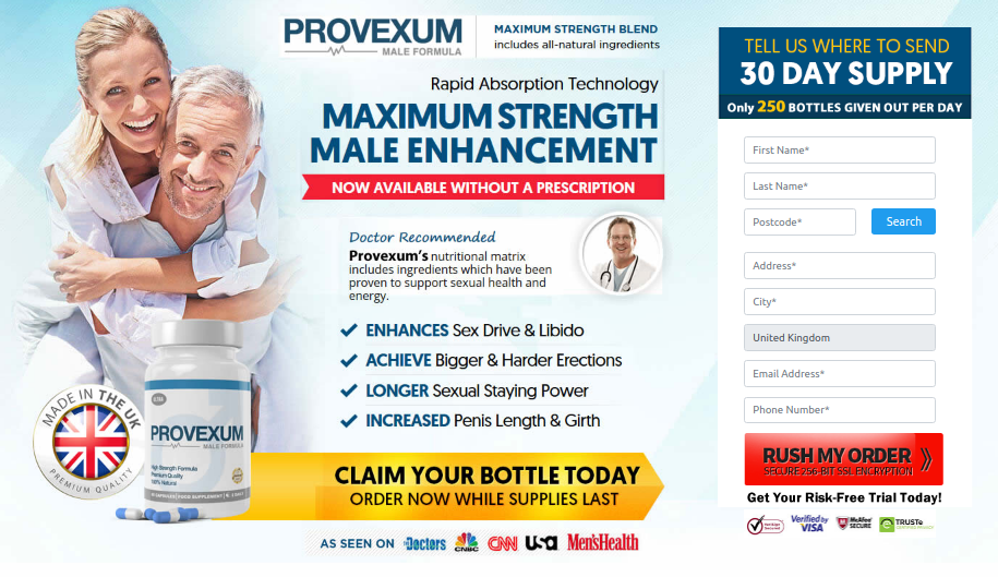 Provexum Men'S Health Review