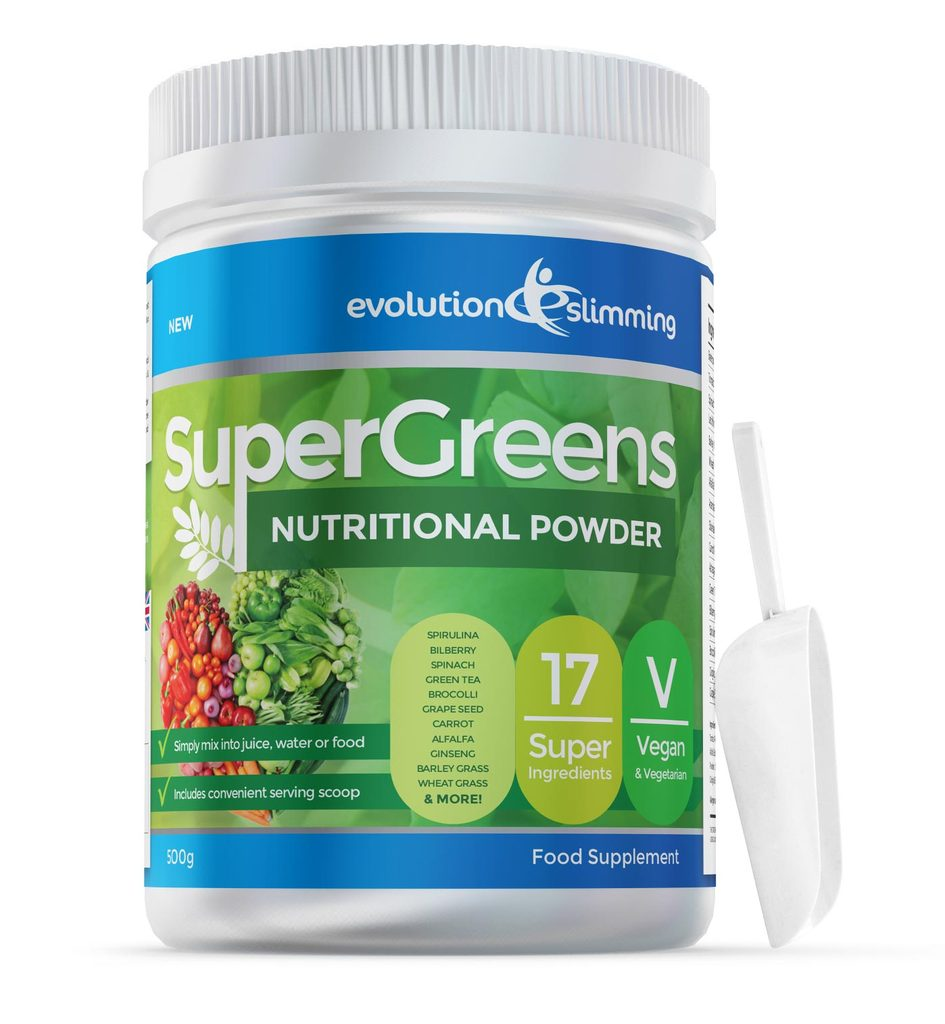 Super Greens Powder Review