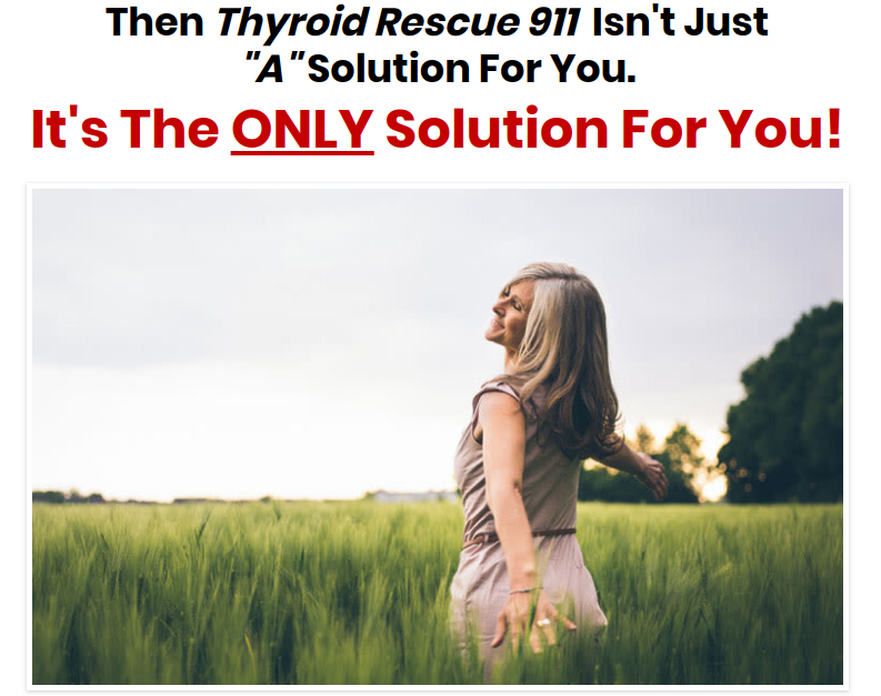 Thyroid Rescue 911 Results