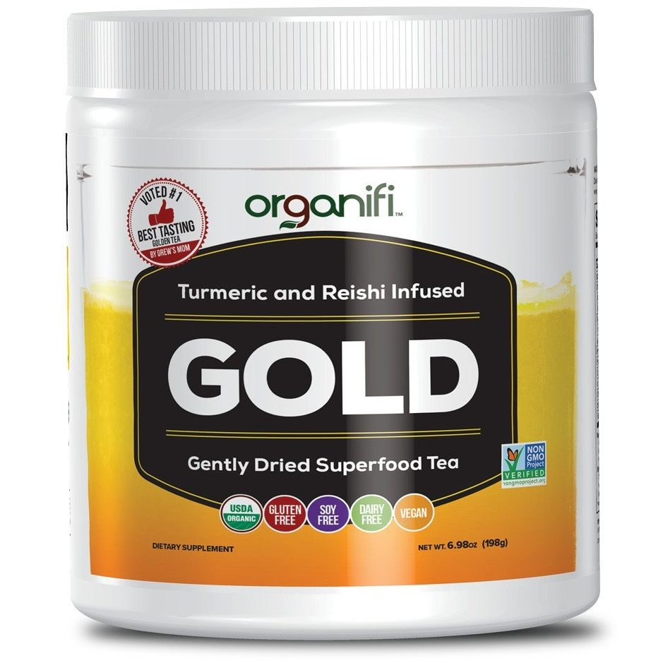 Organifi Gold Tea