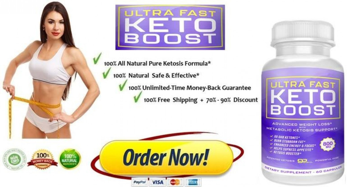 Ultra Fast Keto Boost Review Results