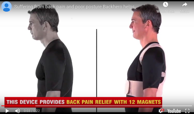 Backhero Posture Corrector Review – Keep Your Back Straight!!
