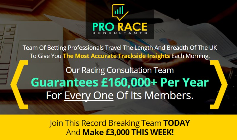 Pro Race Consultants Review
