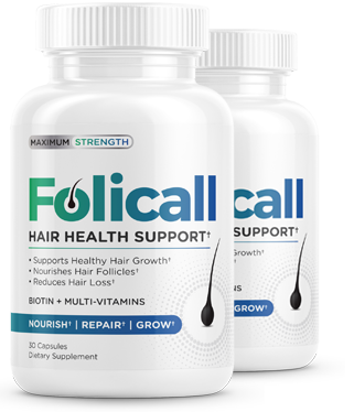 Folicall Hair Health Support Review – Prevent Hair Damage!!