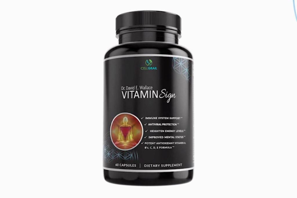 Cell Grail Vitamin Sign Product