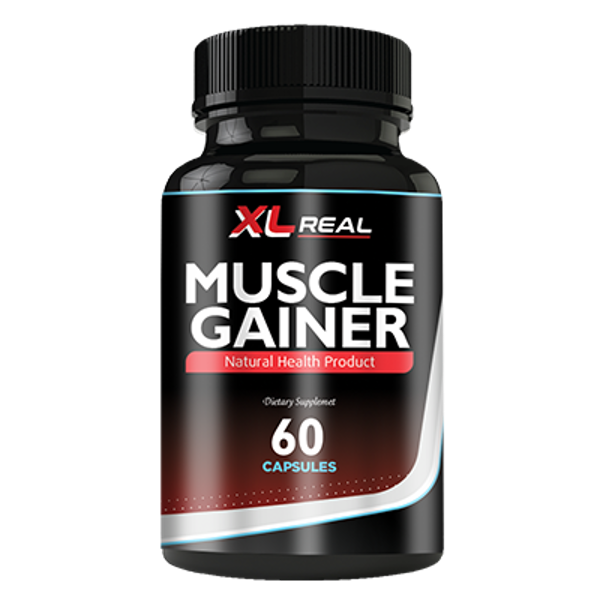 XL Real Muscle Gainer Product